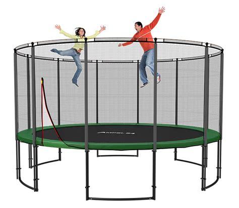 trampolin auf rechnung hudora trampolin inkl