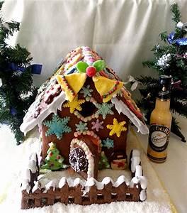 Zuckerguss Für Lebkuchenhaus : weihnachtliches verpoorten lebkuchenhaus kuchenrezepte ~ Lizthompson.info Haus und Dekorationen