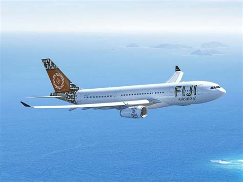 Air Pacific makes way for Fiji Airways - Travel News