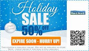 Plow and Hearth Coupons: 75% off Promo Code, June 2017