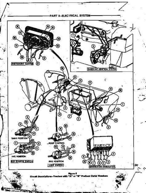 Fordson Major Wiring Diagram by The Fordson Tractor Pages Forum View Topic Ignition