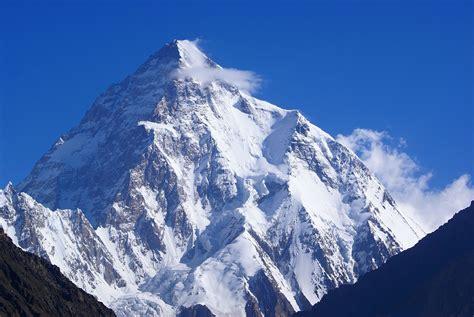 K2 - Mountain in Pakistan - Thousand Wonders