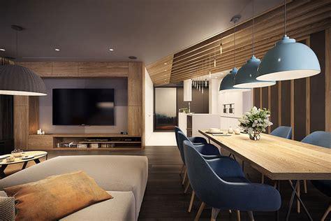 Stupendo Appartamento Moderno, Elegante E Drammatico