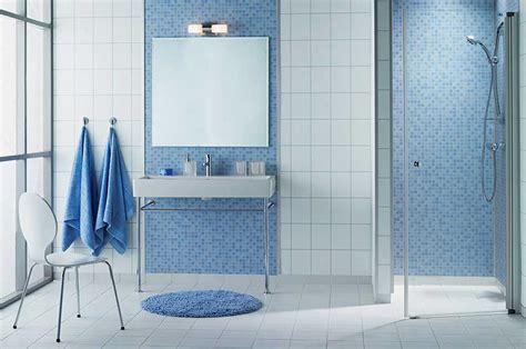 blue bathroom tile ideas bright beautiful blue bathrooms furniture home