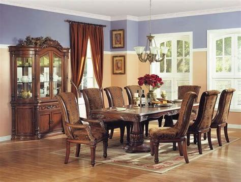 Modern Formal Dining Room Sets by Estelle Formal Dining Room Furniture 9 Set
