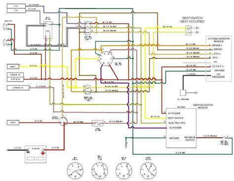 kohler generator wiring diagram