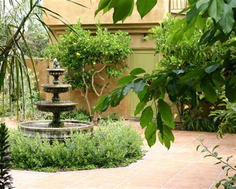 tuscan backyard beautiful landscaping ideas and backyard designs in spanish and italian styles