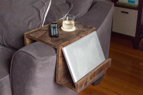 Diy Couch Organizer For Tech Gadgets