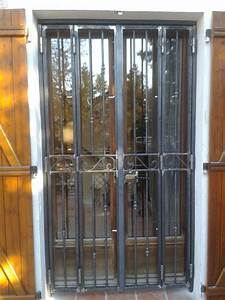 cuisine grilles de portes anciennes grille de defense With grille de défense porte d entrée