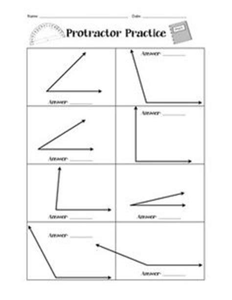 grade measuring angles worksheet diy worksheet