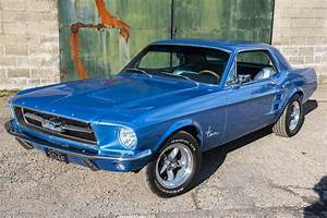 1967 Ford Mustang V8 Hardtop Coupe - Muscle Car