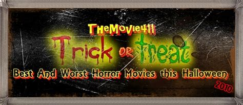 Halloween 6 Producers Cut Dvd by Themovie411 Trick Or Treat Week 13hrs Vs Black Death