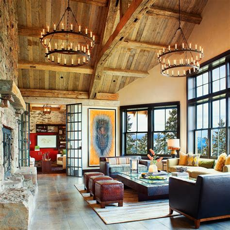 Postcards From Colorado Mountain Living Home Of The Year