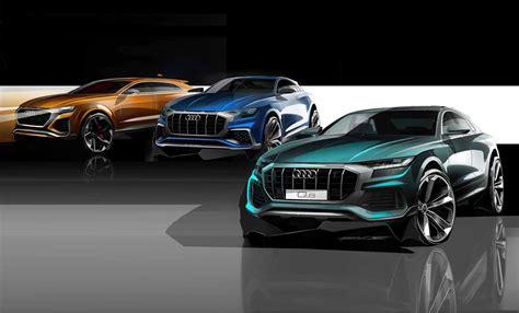 Audi Q4, Q6 And Q9 Revealed
