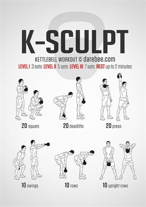 darebee workout kettle cardio bell fitness kettlebell body workouts sculpt training weight weights strength killer fun muscle resistance