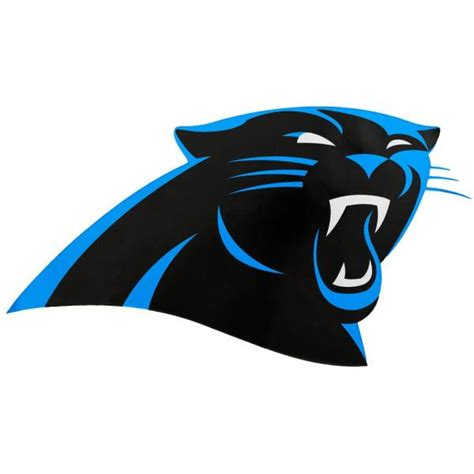 applied icon nfl carolina panthers outdoor logo graphic