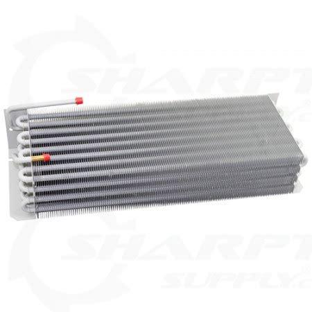 evaporator coil for traulsen part 322 60003 00