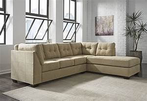 Maier cocoa ottoman 45203 08 by ashely furniture cocoa for Ashley sectional sofa with ottoman