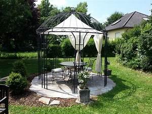 18 besten eisenpavillons gartenpavillon rosenpavillon With französischer balkon mit eisenpavillon pavillon aus eisen garten