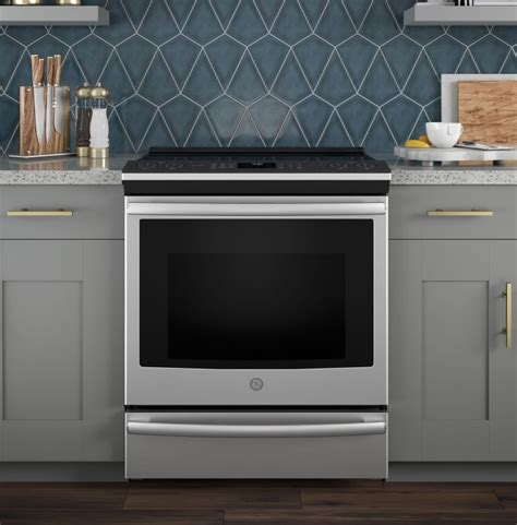 ge monogram   gas range appliances    life easier