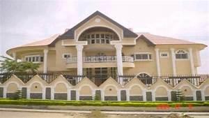 Duplex House Design In Nigeria - YouTube