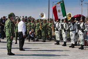 Presidente Inaugura Cuartel De La Guardia Nacional En P U00e9njamo  Guanajuato  U2013 Amlo
