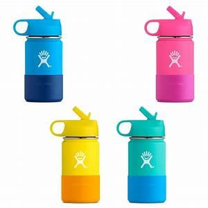 Trinkflasche Für Kinder : hydro flask edelstahl trinkflasche mit strohhalm f r kinder greenpicks ~ Watch28wear.com Haus und Dekorationen