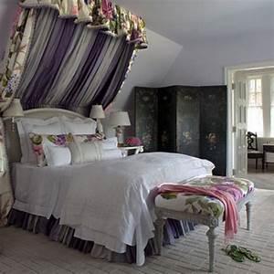 Tete De Lit Rideau : des id es pour avoir une t te de lit originale bricobistro ~ Preciouscoupons.com Idées de Décoration
