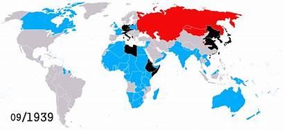 Axis War Powers Ii Ww2 Allied Europe
