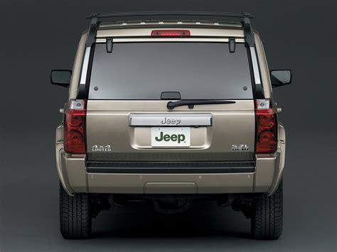 back of a jeep 2010 jeep commander price photos reviews features