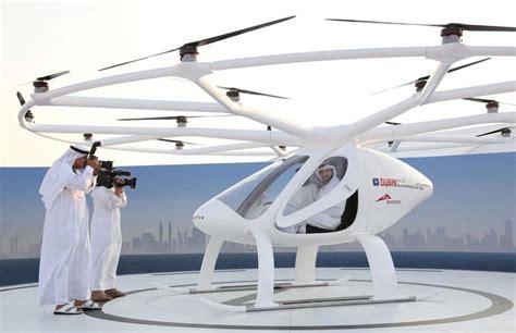 volocopter les taxis drones d 233 j 224 en test 224 dubai kulturegeek