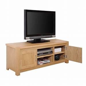 Meuble Tv Chene Clair : meuble banc tv hifi ch ne clair maison et styles ~ Teatrodelosmanantiales.com Idées de Décoration