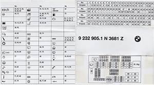 2003 Bmw Z4 Fuse Box