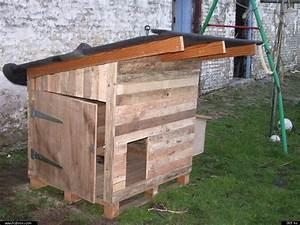 Cabane Pour Poule : fabriquer une cabane pour 2 poules ~ Melissatoandfro.com Idées de Décoration