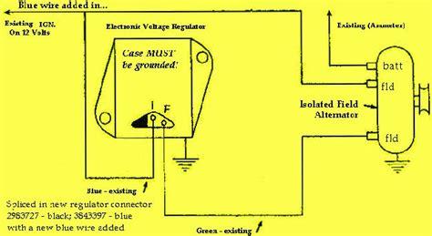 Mopar Squareback Alternator Wiring Diagram by Strange Electrical Problem Moparts Question And Answer