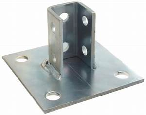 best conduit mounts gistgear With unistrut floor mount