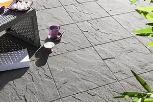 Pose Abri De Jardin Sur Dalle Gravillonnée : dalle de jardin ond ane alkern ~ Dailycaller-alerts.com Idées de Décoration