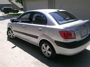 2009 Kia Rio Sx Sedan 4