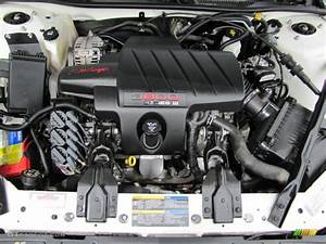 2005 Pontiac Grand Prix Gtp Sedan Engine Photos