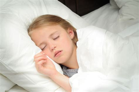 Sleeping Child by Should You Let Your Child Sleep In