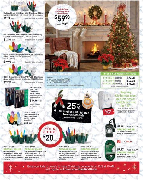 lowes deals lowe s black friday ad 2016 black friday ads part 8