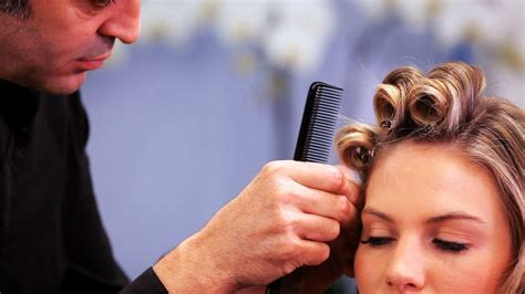 Curl Hairstyles For Hair by How To Pin Curl Hair Hairstyles