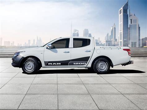 Dodge expands 2017 Ram lineup in UAE and GCC  Dubai, Abu