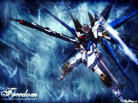 freedom gundam  anime wallpapers anime wallpapers
