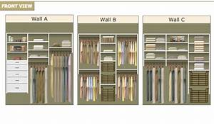 DIY Closet System Plans Designer Trapped in a Lawyer's Body