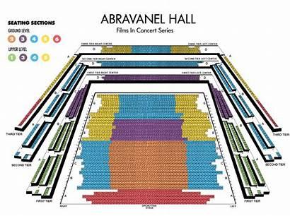 Seating Chart Map Symphony Utah Charts Eccles