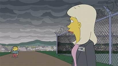 Drugs Animated Simpsons Pills Medication Depressed Happy