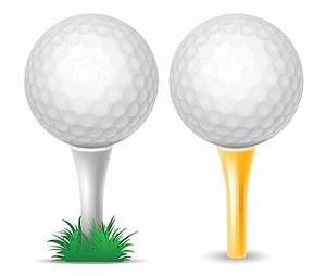 Royalty Free Golf Tee Clip Art, Vector Images ...