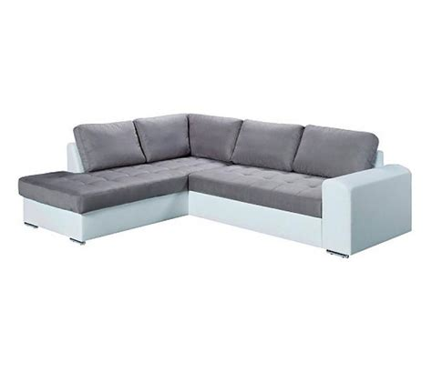 canapé d angle convertible gris anthracite faience