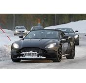 2018 Aston Martin DB11 Volante Gallery 698305  Top Speed
